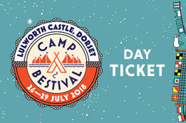 Camp Bestival 2018 Day Tickets