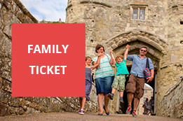 Carisbrooke Castle Tickets