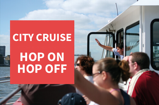 City Cruises Hop On Hop Off Tickets