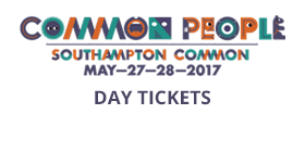Common People 2017 Southampton Day Tickets