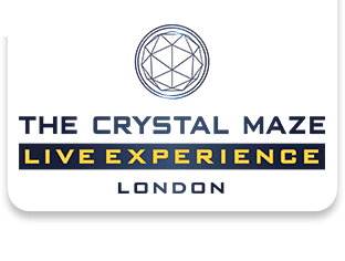 The Crystal Maze LIVE Experience - London logo