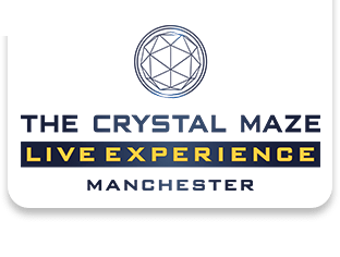The Crystal Maze LIVE Experience - Manchester logo