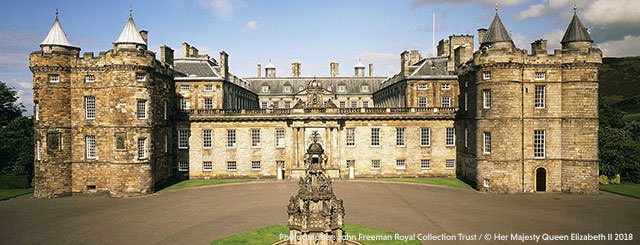 Palace of Holyroodhouse General Admission Gallery Image