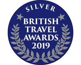 British Travel Award Logo