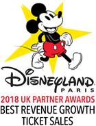 Disney Best Revenue Growth Ticket Sales Award