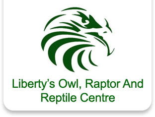 Liberty's Owl, Raptor & Reptile Centre Tickets logo