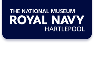 The National Museum of the Royal Navy Hartlepool logo