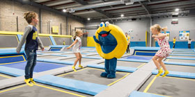 Oxygen Freejumping Acton Tickets