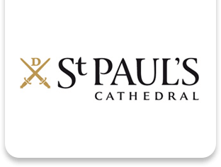 St Paul's Cathedral Ticket logo