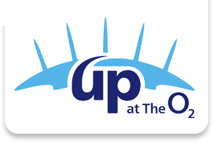 Up at The O2 Tickets logo