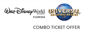 Disney & Universal Combo Tickets