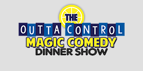 WonderWorks + Outta Control Magic Comedy Dinner Show