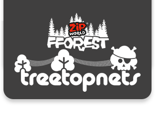Zip World Treetop Nets® logo