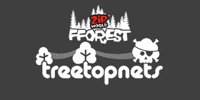 Zip World Treetop Nets®
